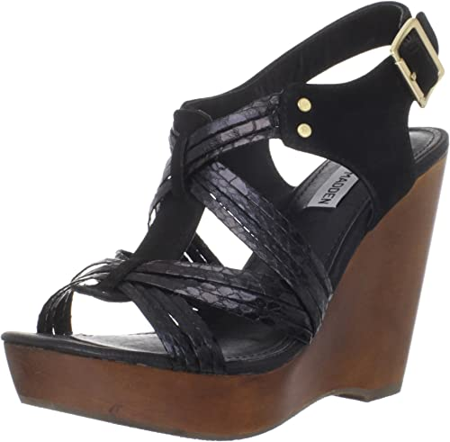 Steve Madden Womens /'Tampaa/' Wedge Shoes