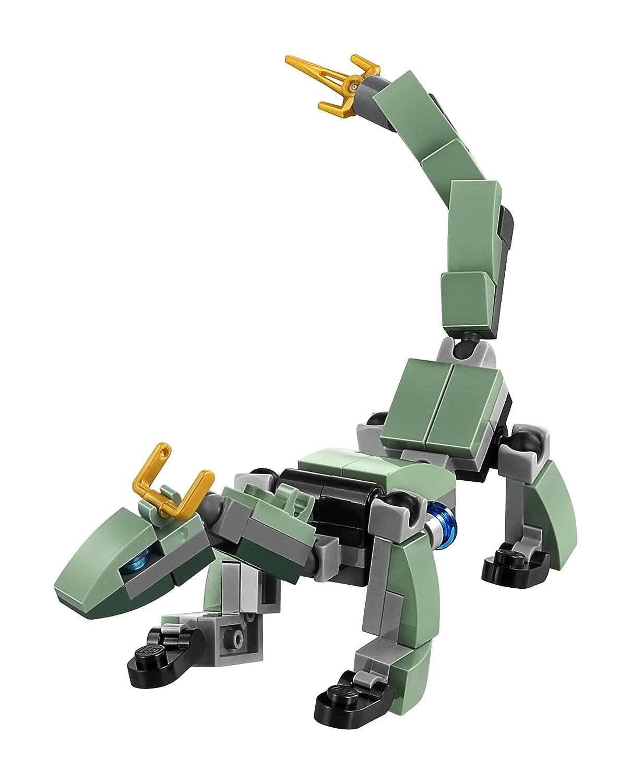 LEGO The Ninjago Movie 30428 Green Ninja Mech Dragon 60pcs ...