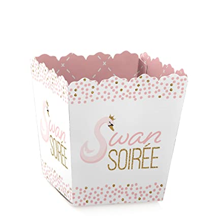 Amazon.com: Swan Soiree – Mini cajas de regalo para fiestas ...