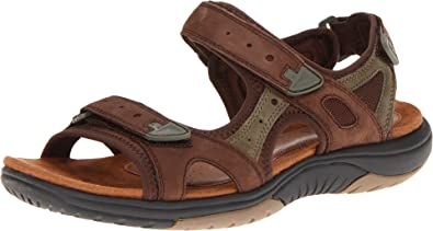 Rockport Cobb Hill Women's Fiona Sandal,Brown,6 ...