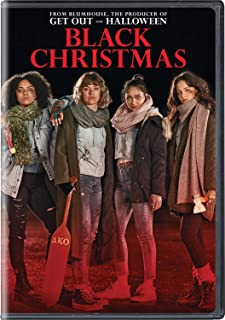 Book Cover: Black Christmas