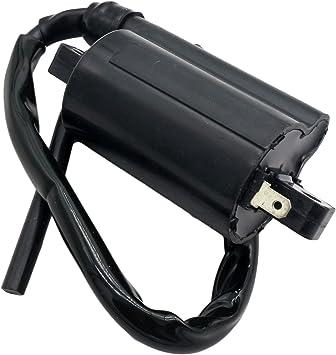 John Deere FD501 FD590 FD611 FD620 FD661 Ignition Coil Replacement w// Plug Cap