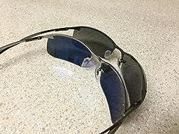 Amazon.com: Ray-Ban RB3183 - BLACK Frame POLAR GREY Lenses