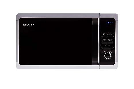 Sharp Home Appliances R-243S Encimera Solo - Microondas ...