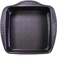 Pyrex Asimetria Non stick Square Roasting Pan, Brown, 24cm x 24cm