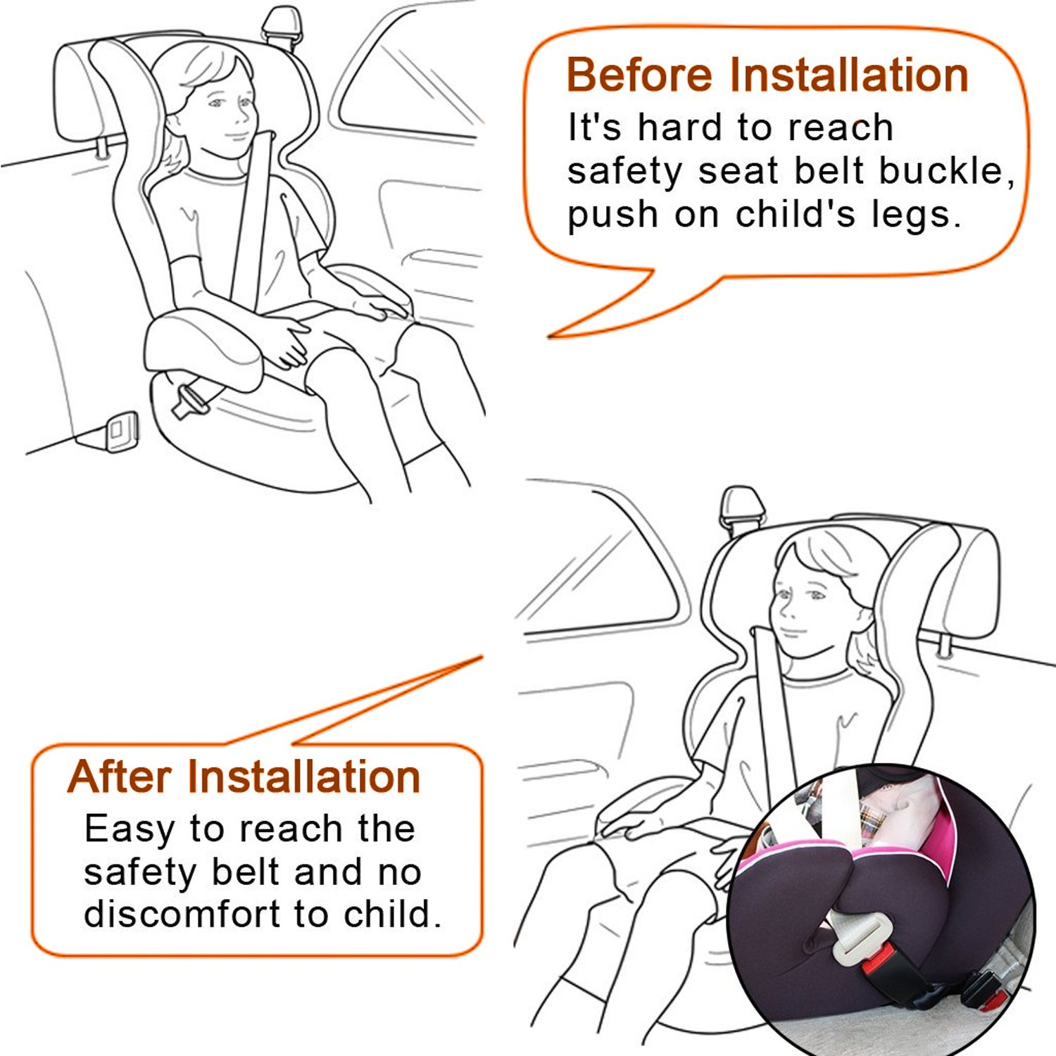 Buick Regal: Safety Belt Use During Pregnancy