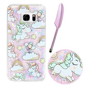 s7 covers samsung case unicorn