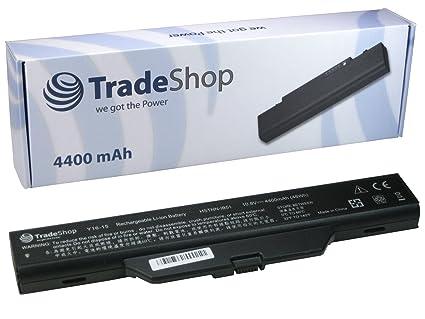 Trade-Shop - Batería de alto rendimiento (4400 mAh, equivalente a Hewlett Packard