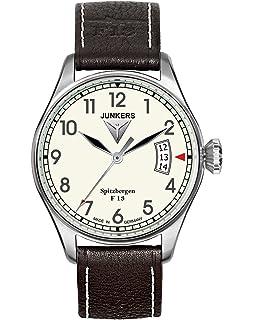Spitzbergen f13 Mens Analog Quartz Watch with Leather bracelet 6170-5