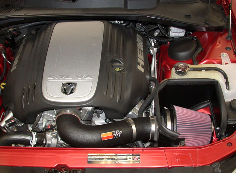K/&N 57-1542 FIPK Performance Air Intake System