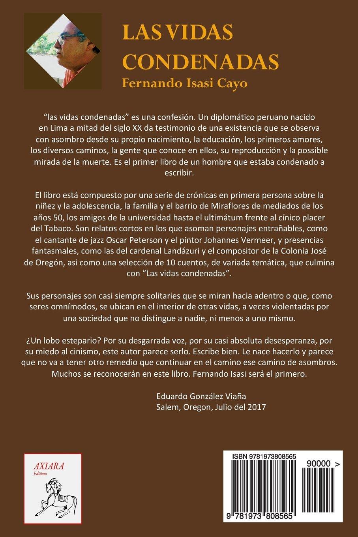 Amazon.com: Las vidas condenadas (Spanish Edition ...