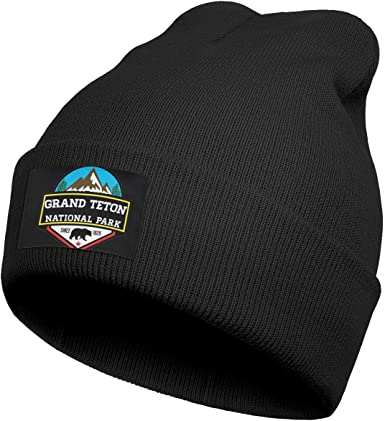 Beanie Men Women USA 76th Infantry Brigade Caps Perfect for Hiking and Many More Outdoor Activities