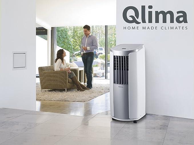 - Climatizador portátil Qlima P426 Aire Acondicionado 90 m³ deshumidificador de aire limpiador: Amazon.es: Iluminación