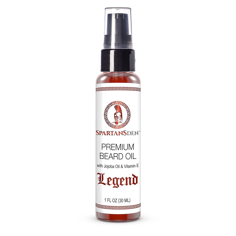 Spartans Den Premium Beard Oil