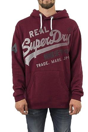 Superdry Jungen Sweatshirt: : Bekleidung