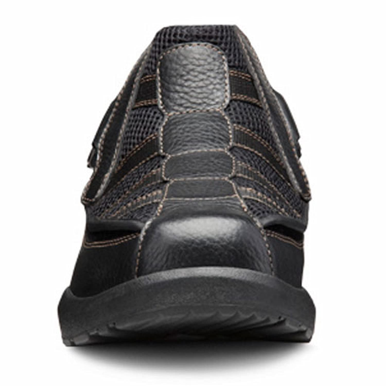 Dr. Comfort Edward-X Men's Therapeutic Diabetic Extra Depth Shoe Leather -and-Mesh Velcro: Amazon.ca: Shoes & Handbags