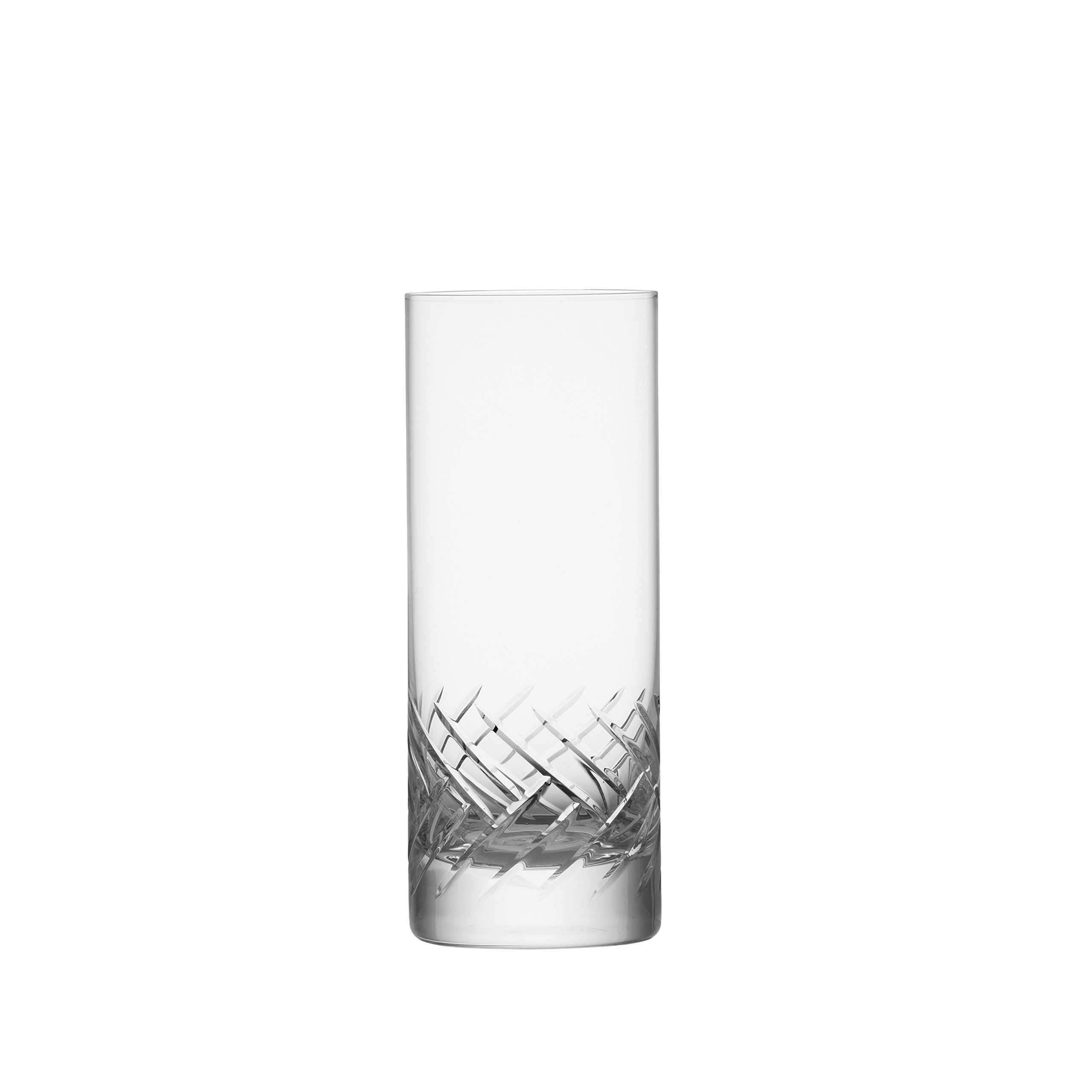 Schott Zwiesel Tritan Crystal Glass Distil Barware Collection Arran Collins Cocktail Glasses (Set of 6), 11.1 oz, Clear
