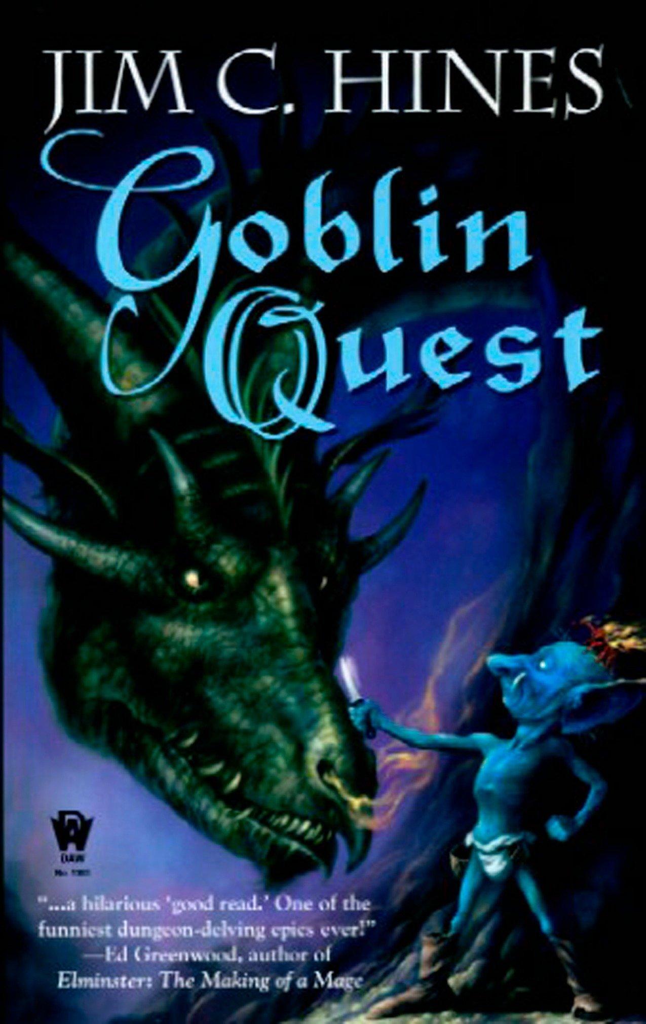 Goblin Quest pdf epub