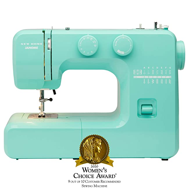 Janome Arctic Crystal: Best Janome Sewing Machine For Kids