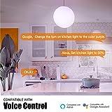 Konxie Wi-Fi Smart LED 11W RGBWW BR30 Flood Light