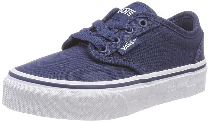 Vans Atwood Sneakers Jungen / Kinder Blau (Dark Denim)
