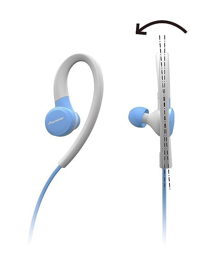 Pioneer SE-E6BT(L) Auriculares deportivos inalámbricos in-ear (6 ...