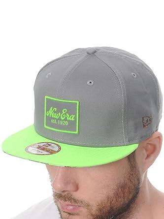 New Era Kaliedovize Est 1920 Snapback Cap Grey Kappe 9fifty Basecap   Amazon.co.uk  Clothing 07e879b5281