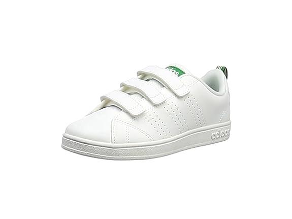adidas Vs Advantage Clean CMF, Zapatillas de Deporte Unisex Niños