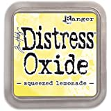 Ranger Squeezed Lemonade Tim Holtz Distress Oxides Ink Pad
