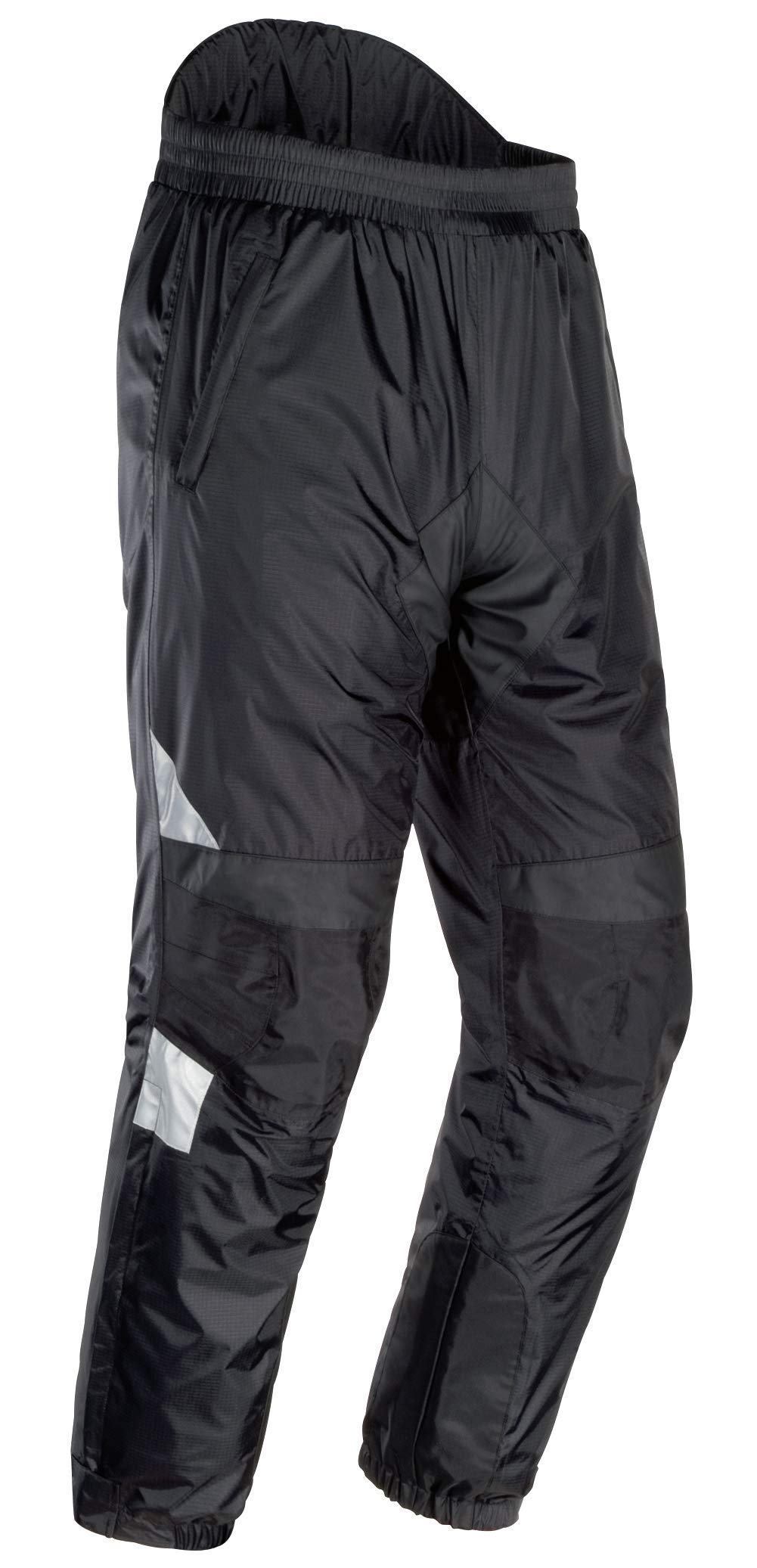 Tour Master Sentinel Rain Women's Street Motorcycle Pants - Black (LG Tall) by Tourmaster