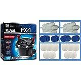 Fluval Canister Filter Bundles. 206, 306, 406, FX-4 and FX-6
