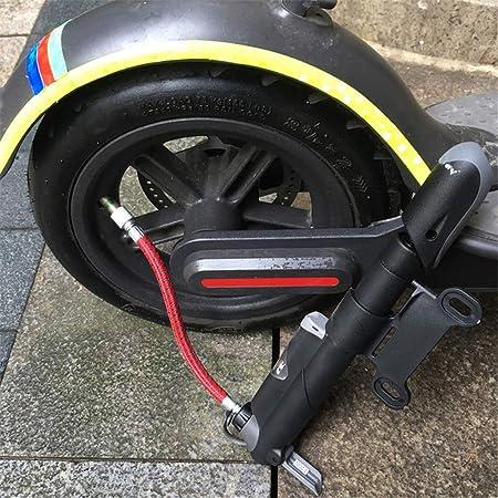 SMILEQ Mini Bomba de Aire para Ciclismo portátil inflador de ...