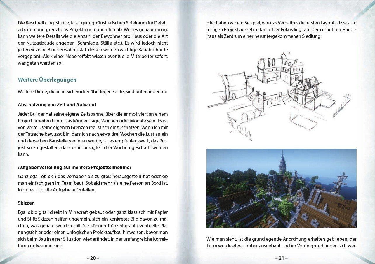 BIOMIA   Weltenlabor #2: Werde Minecraft Architekt!: Amazon.co.uk: Kai  Aurich: 9783832802790: Books