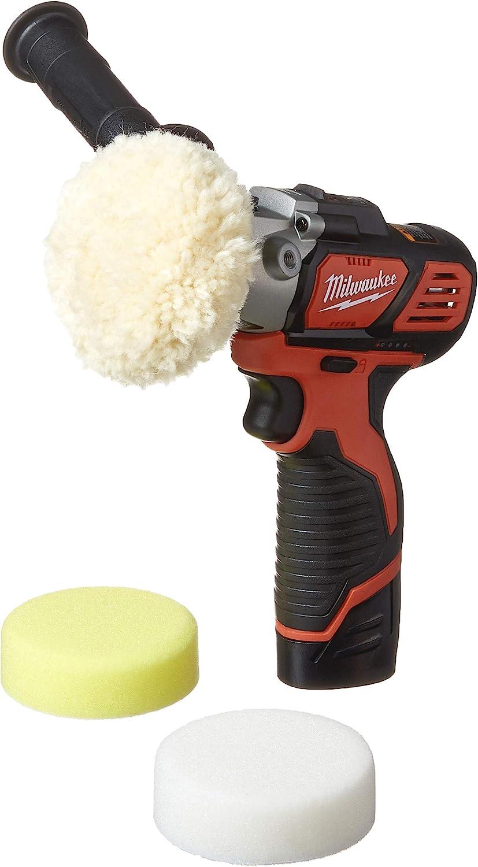 Milwaukee 2438-20 M12 Variable Speed Polisher Sander Bare tool
