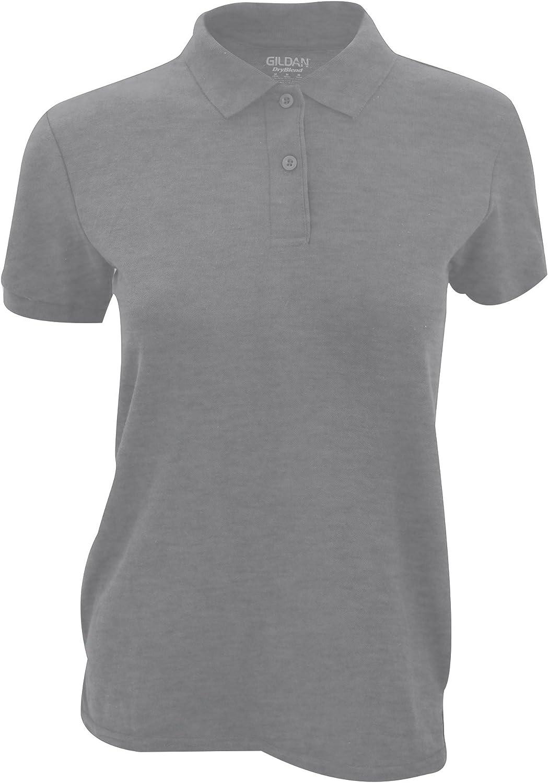 Gildan DryBlend Ladies Sport Double Pique Polo Shirt