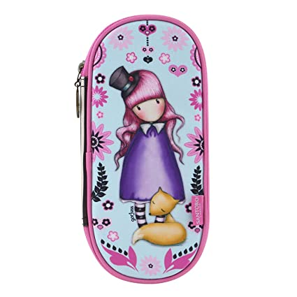 Estuche SANTORO LONDON GORJUSS THE DREAMER LOVE SCUOLA ZIP ...