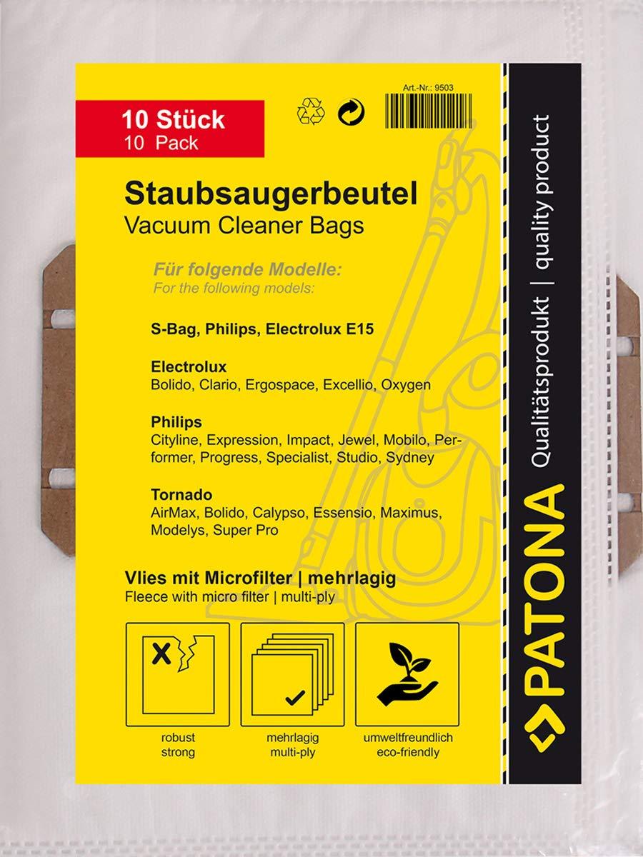 Electrolux E200 S-Bag 5 unidades Bolsas de recambio para aspiradoras