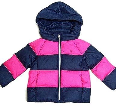 109f2304590e Amazon.com  Ralph Lauren Polo Baby Girls Down Puffer Jacket NEON ...