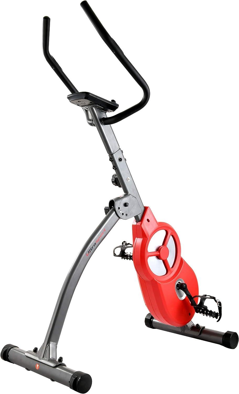 Ultrasport Bicicleta estática F-Bike 600 Pro, Aparato para ...