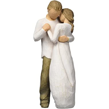 Willow Tree hand-painted sculpted figure, Promise (26121)