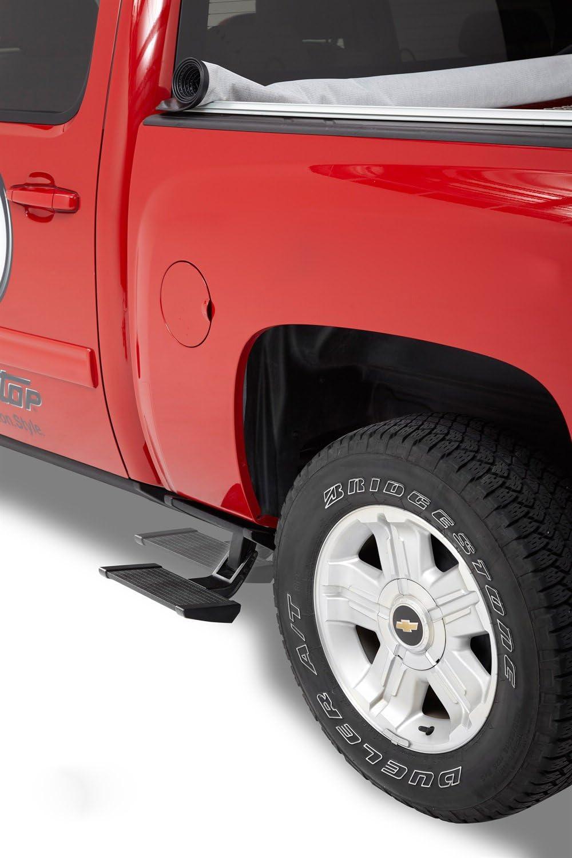 Bestop 75415-15 Bestop TrekStep Side-mount driver side Truck Bed Side Step TrekStep Side-mount driver side
