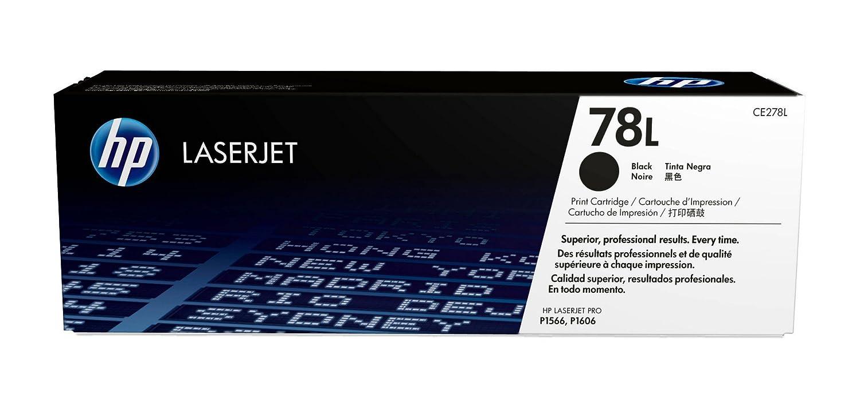 Toner dorigine Noir HP/78A CE278A Pack de/1