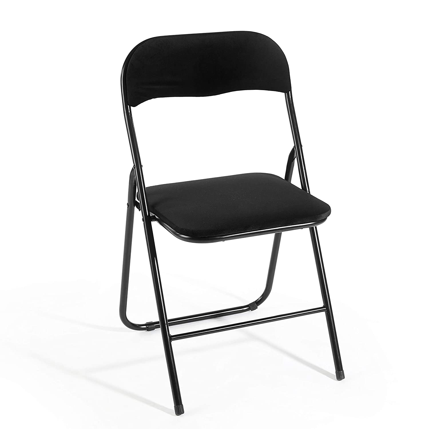 Worldwide S15019-o Folding Chair, Orange