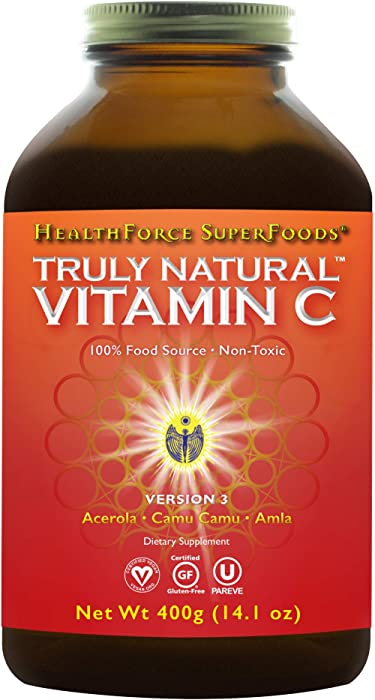 The Best Caties Whole Food Vitamin C Powder