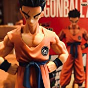 Banpresto Dragon Ball Z Yamcha DXF Figure, Chozousyu Volume 5, 5.9 ...