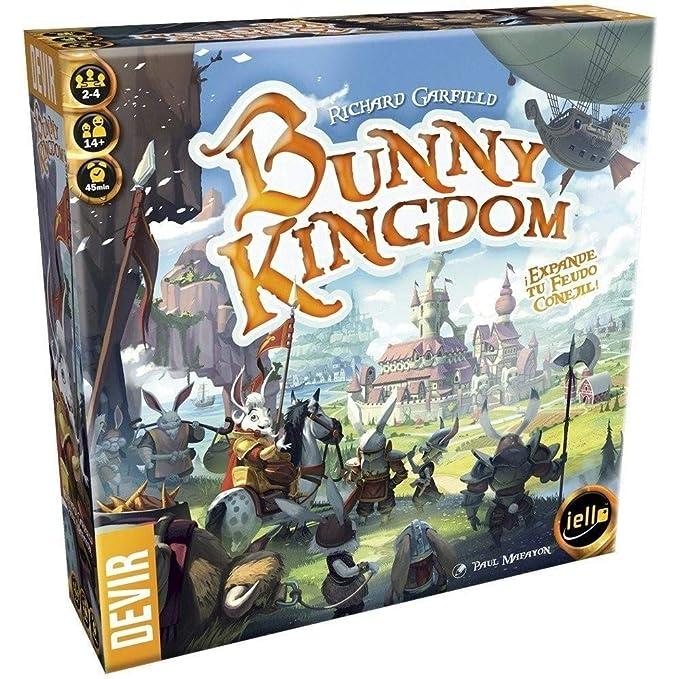 Devir Bunny Kingdom (Ed. En Español), Multicolor (1): Amazon.es ...