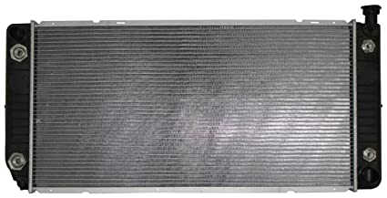 Depo 335-56003-000 Radiator (CHEVROLET C/K SERIES PICKUP 5.7L