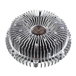 Cooling Fan Clutch for Infiniti QX56 2004-2010 Nissan Armada 2005-2015 Pathfinder NV2500 NV3500 Titan Suzuki Equator