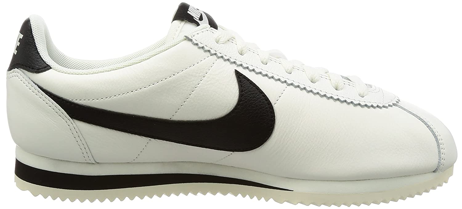 Amazon.com | NIKE Classic Cortez Leather Se Mens Running Trainers 861535 Sneakers Shoes | Shoes