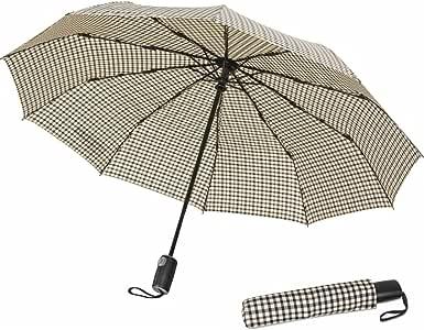 Amazon.com: Reliancer Premium Automatic Umbrella Large 10